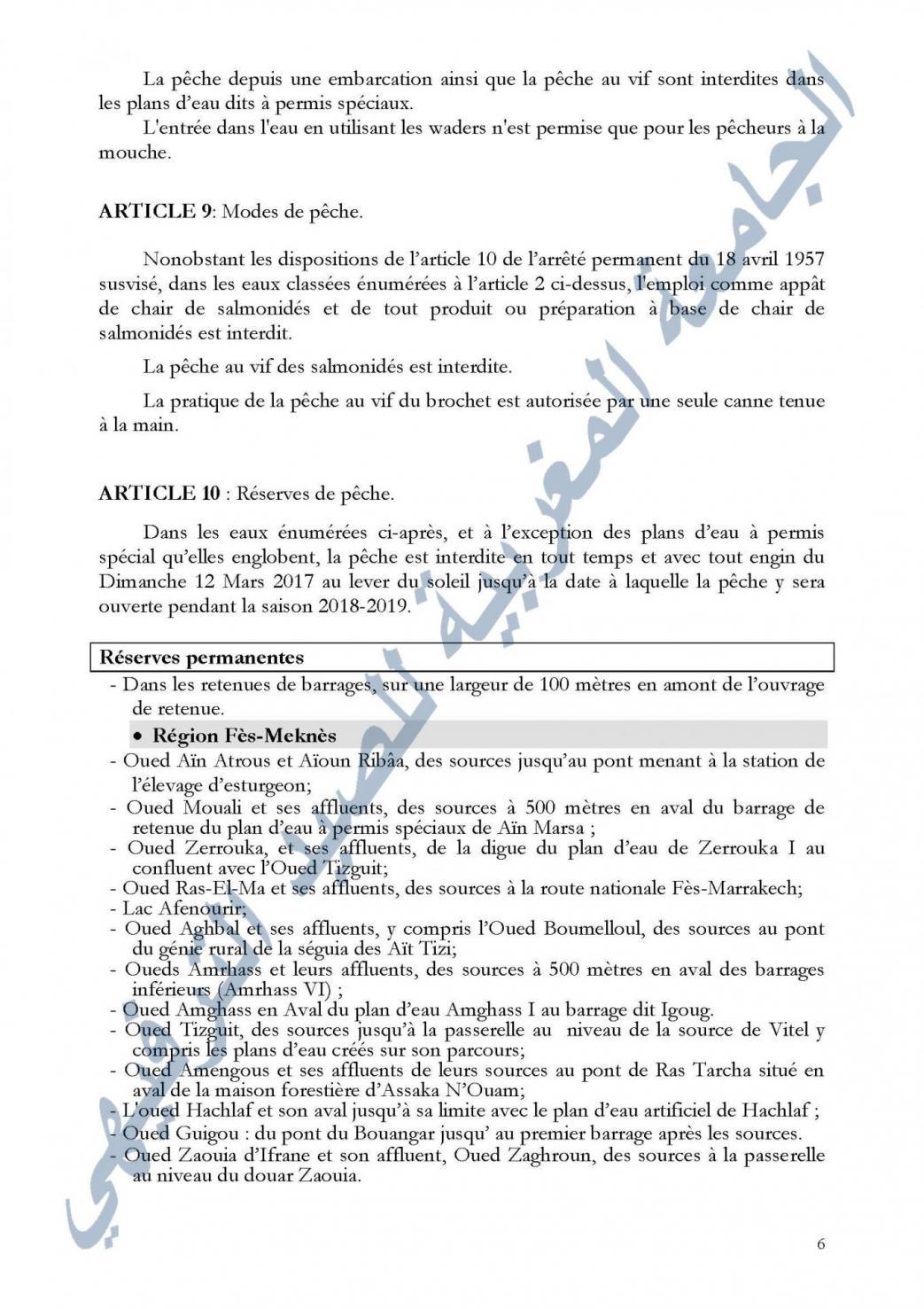 Arrete 17 18 page 6